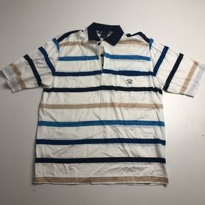 Paul & Shark Yachting White Polo Mens Large